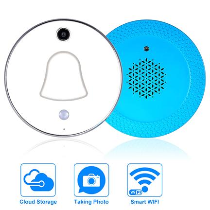 Wireless IP Doorbell Camera